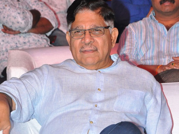 Allu Aravind planning for movie with Naga Shaurya
