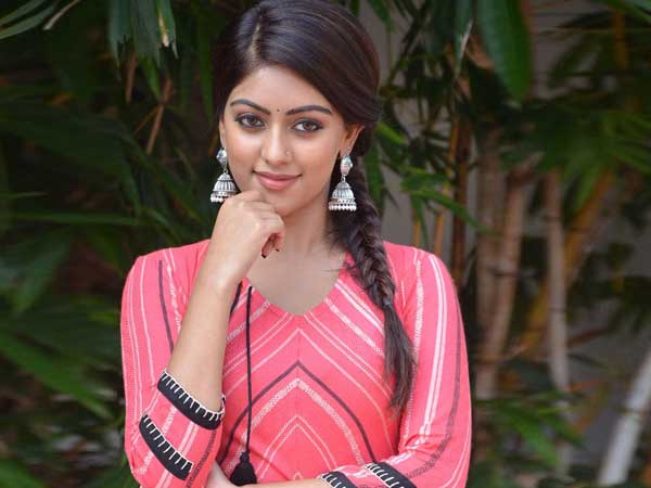 Anu Emmanuel roped in to Dhanushs second directorial