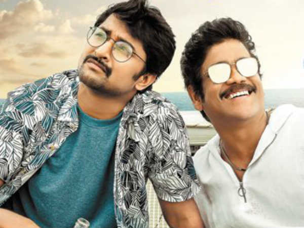 Devadas in US: biggest release for Nani, and Nagarjuna