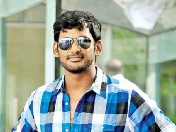 Hero Vishal suggestions to his director on Temper Remake