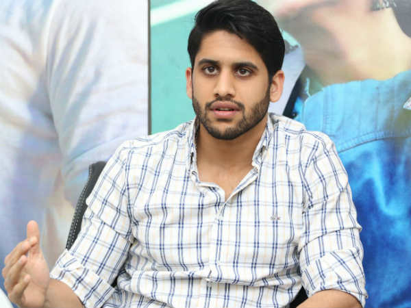 Naga Chaitanya funny reply on Nagarjuna still in Devadas