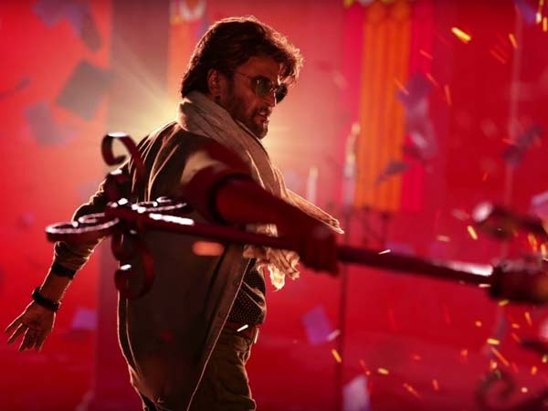 Karthik Subbarajs Petta motion poster out: Rajinikanth is stylish in first look