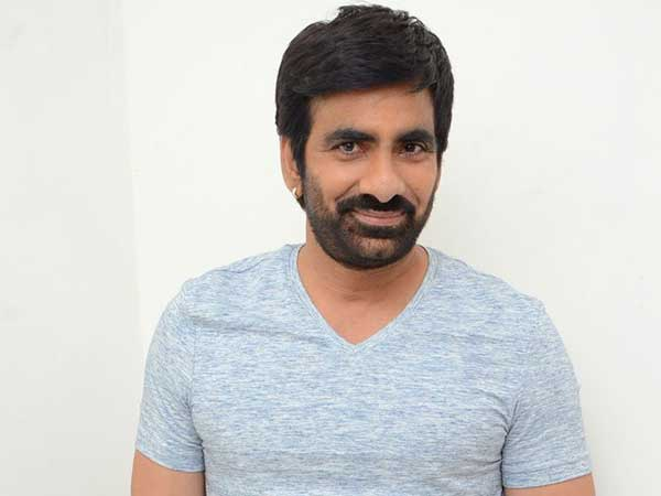 Ravi Teja as father and son in new movie