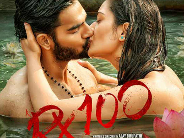 RX 100 hindi rights sold for huge and record price