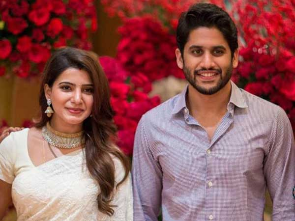 Samantha has a unique gift for hubby Naga Chaitanya