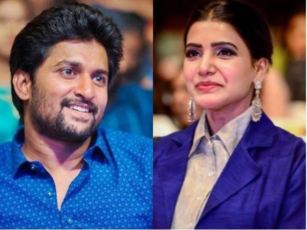 Samantha Akkineni to pair up with nani in 96 movie