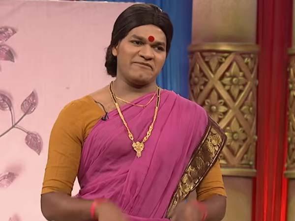 వాడి పెళ్లాన్ని నేను చూసుకుంటున్నా: 'జబర్దస్త్' అవినాష్ స్కిట్ వివాదాస్పదం!