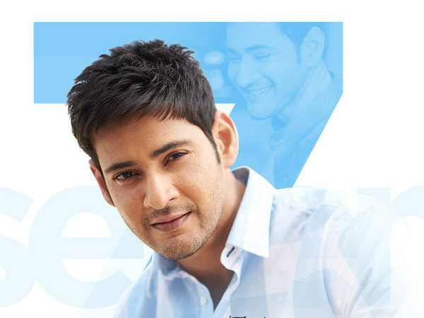 7 million followers for Mahesh Babu