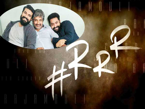 SHOCKING R MISSING IN RRR!