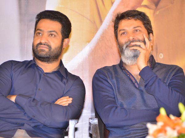 Trivikram speech about NTR acting skills
