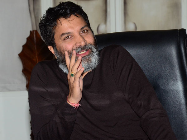 TRIVIKRAM SHOCKING COMMENTS ON GHOST WRITING TO PAVAN!