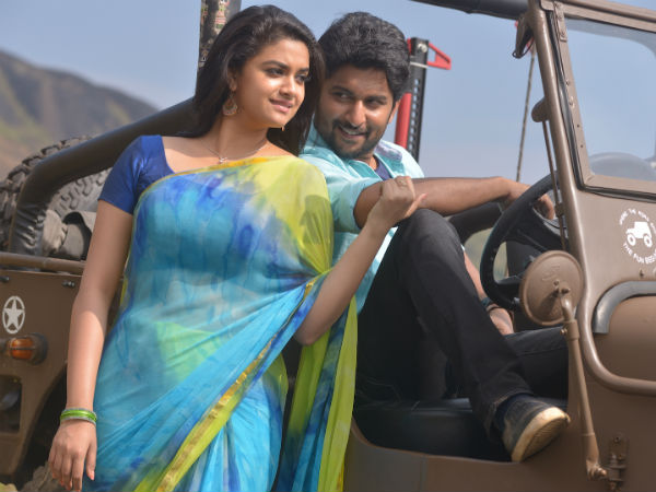 UNEXPECTED PROBLEMS TO NANI DUE TO RRR!