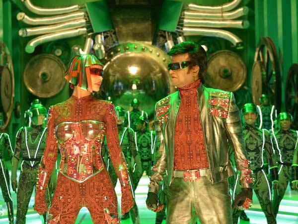 రోబో 2.O స్టిల్స్ అదుర్స్.. భారతీయ సినిమా చరిత్రను తిరగరాసే విధంగా (ఫొటోలు)