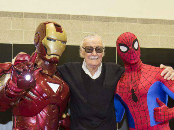 Spider Man writer Stan Lee dead at 95
