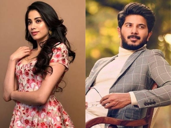 Dulquer Salmaan roped in to romance Janhvi Kapoor