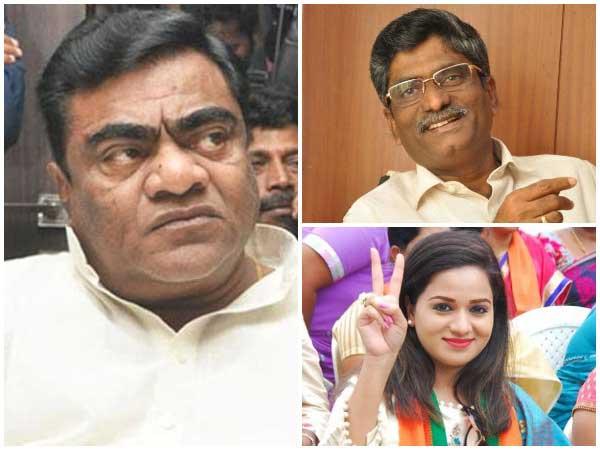 తెలంగాణ ఎన్నికల్లో ముగ్గురు సినీ స్టార్ల ఓటమి... ఆ ఇద్దరికి డిపాజిట్ కూడా దక్కలేదు!