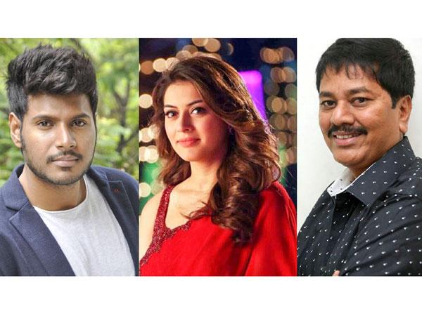 సందీప్ కిషన్, హన్సిక కొత్త చిత్రం 'తెనాలి రామకృష్ణ- బిఏ బిఎల్' ప్రారంభం