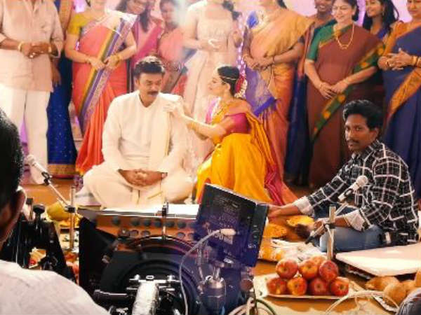 Second song from Venkatesh and Varun Tej F2 is released