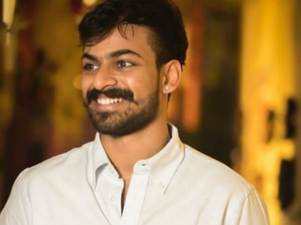 Chiranjeevi nephew Vaisshnav Tej entry into Tollywood