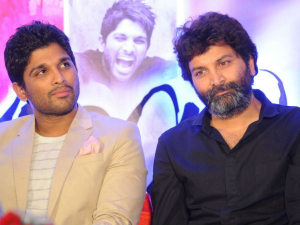 Fans wating for Allu Arjun and Trivikram Shivratri announcement