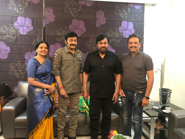 CHIRANGEEVI IS GETTING CORNORED BY JEEVITHA RAJASEKHAR STRATEGY!
