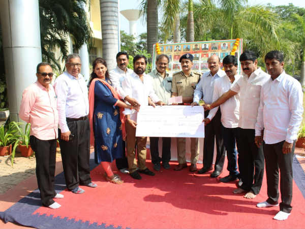 FNCC donated Rs.4 Lakhs to Pulwama Attack victims