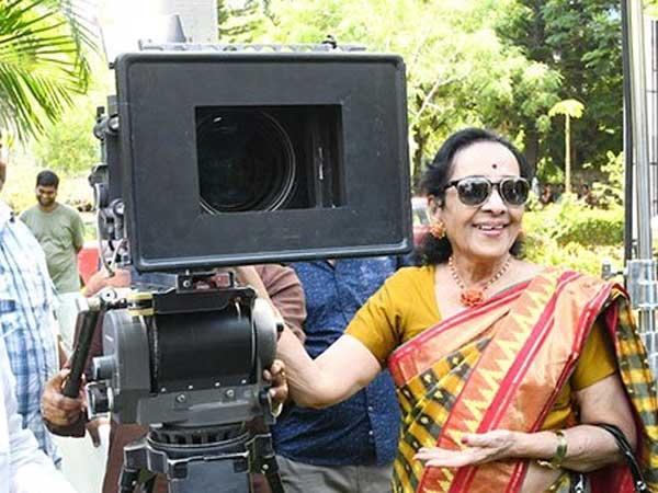 30 ఏళ్ల తర్వాత జమున రీఎంట్రీ.. ఫాక్ష్యన్ చిత్రంలో కీలక పాత్ర