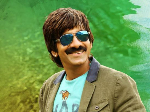 Ravi Teja another experiment for VI Anands Disco Raja
