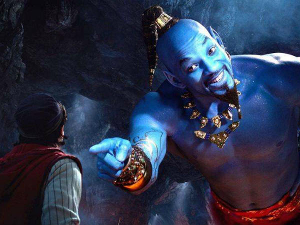 Aladdin movie collections: Upper hand on PM Narendra Modi