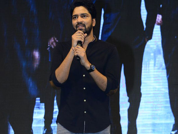 Maharshi Pre release event live: Allari Naresh confident about Maharshi success