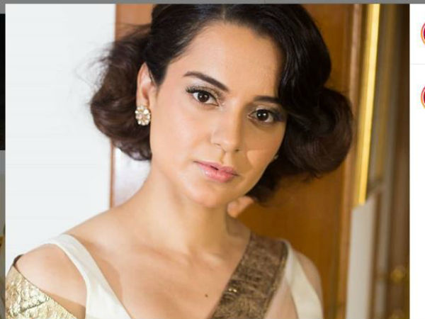 Kangana Ranaut sparks in PM Narendra Modi swearing-in ceremony