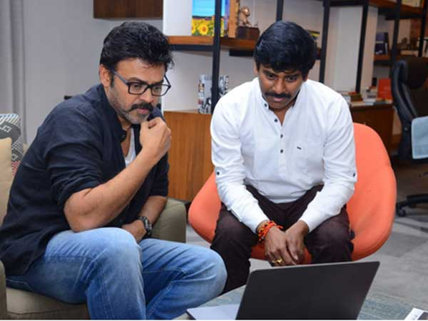 Lisaa 3D trailer launched by Venkatesh
