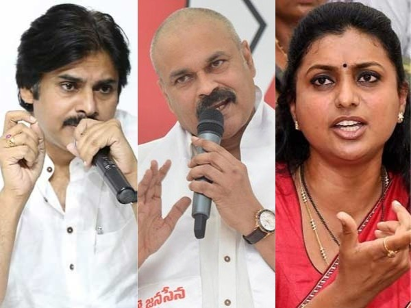 2019 ఎన్నికల్లో సినీ స్టార్లు... ఎవరు గెలిచారు? ఎవరు ఓడారు?