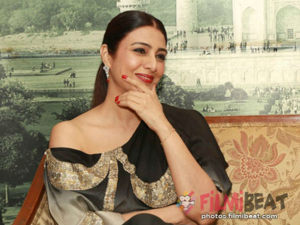 Tabu about Ajay Devgn and Salman Khan