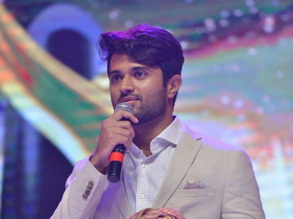 Vijay Deverakonda green signal for Hanu Raghavapudi