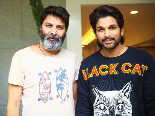 Allu Arjun and Trivikrams AA19 second schedule details