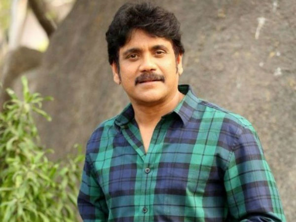 Akkineni Nagarjunas Fake Instagram Account found on social media