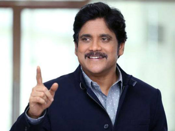 Bigg Boss Telugu 3 promos filming with Nagarjuna