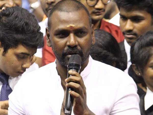 Laxmmi Bomb movie issues were sorted: Raghava Lawrence back to direction