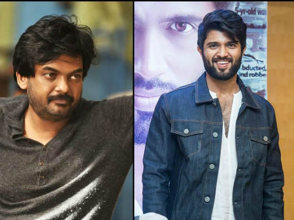 Puri Jagannadh Looks Over Vijay Deverakonda..?
