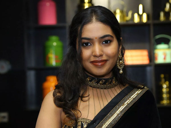 There is no freedom in this love story: Shivathmika about Dorasani movie