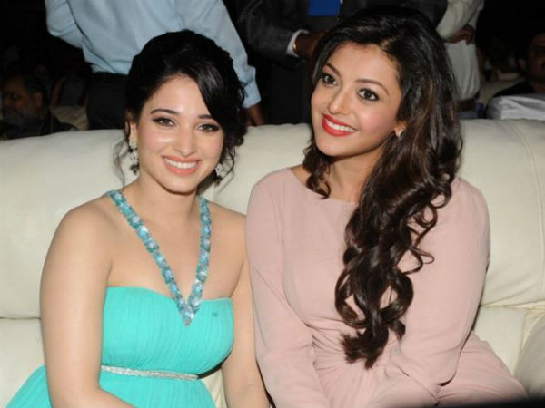 Kajal Aggarwal Replaced In Tamannaah Role..?