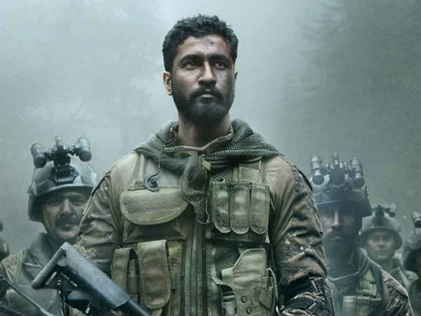 Uri: The Surgical Strike hit the screens on July 26