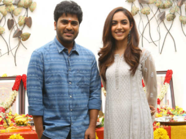 Sharwanands New Movie Started with Ritu Varma