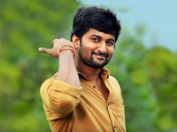 Nani signed his next with Shiva Nirvana