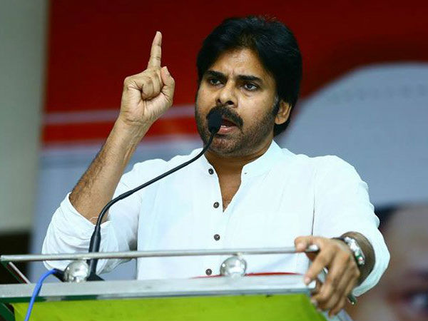 Pawan kalyan comments on Writters