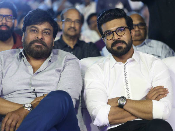 Ram Charan is not satisfied with Sy Raa Narasimhaa Reddy Teaser..?