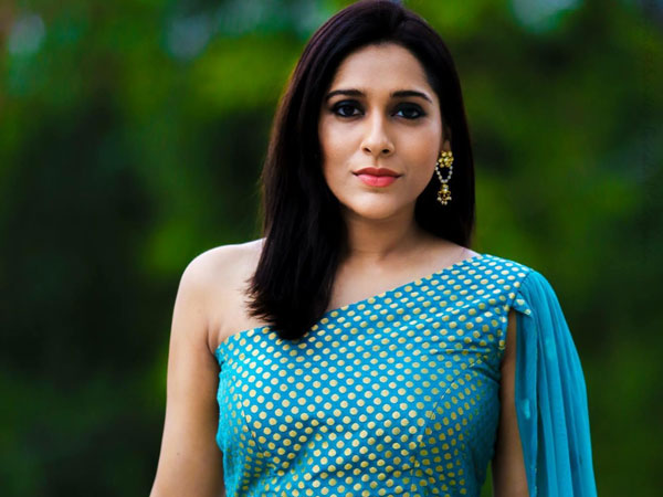 Rashmi Gautam is cast opposite Nandu in a new film