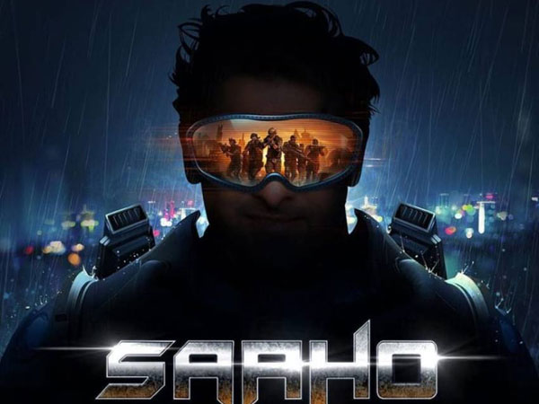 One more Surprise From Prabhas Saaho