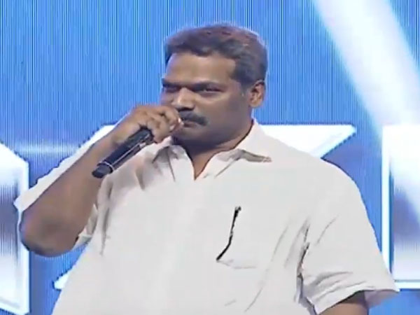Saaho Pre Release Event: syamprasad reddy comments